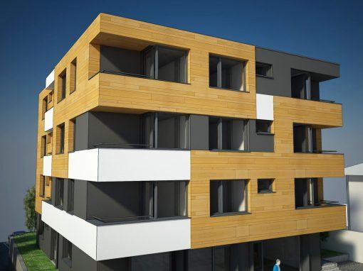 "Апартаментна сграда ""Патриарх Евтимий"""
