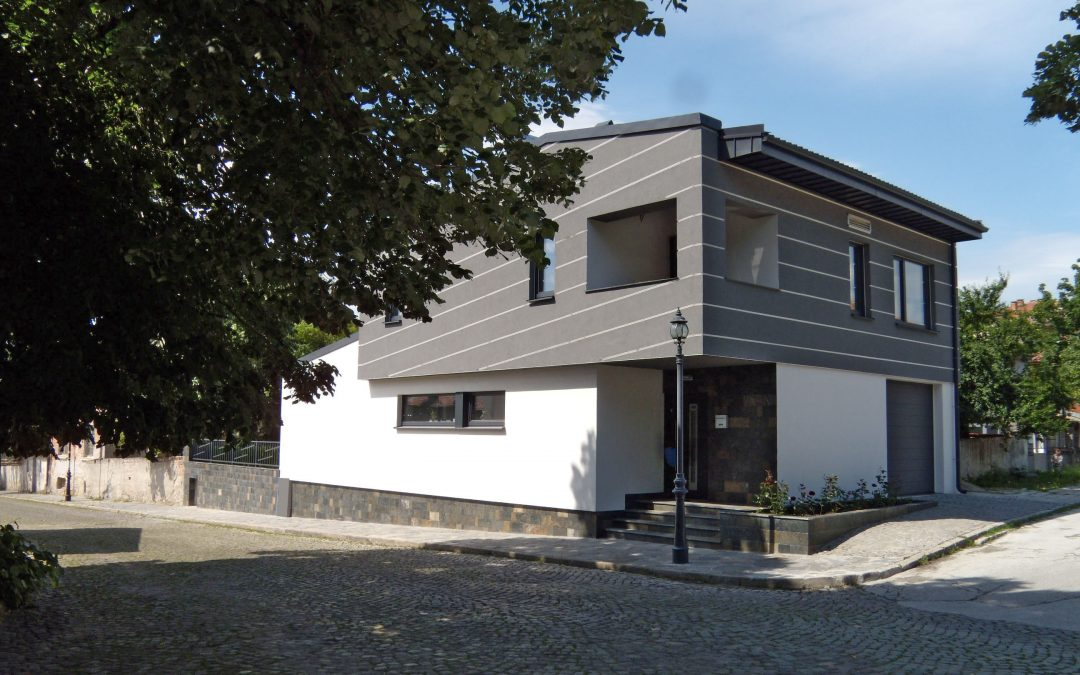Нискоенергийна къща TSKVO