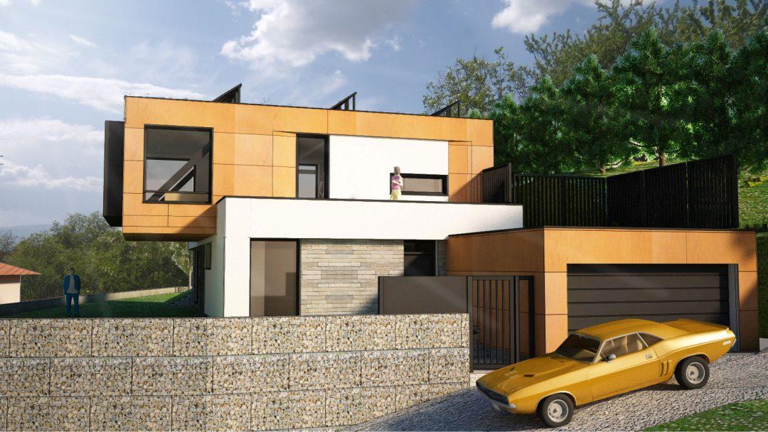 Къща DJKVO