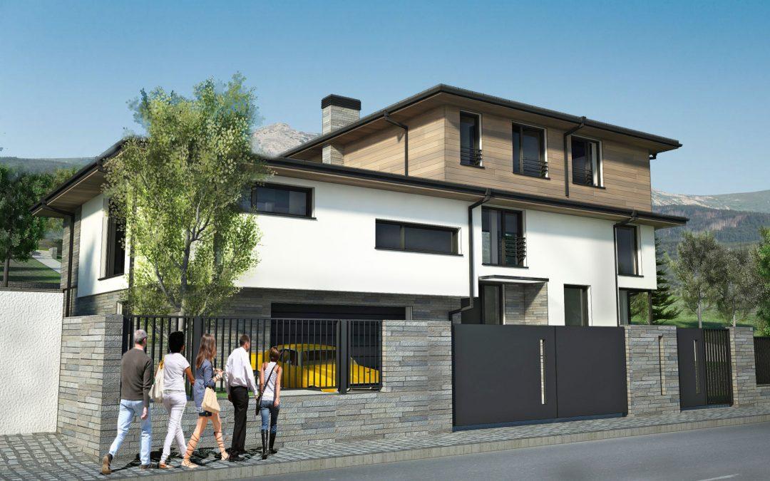 Къща GOKN