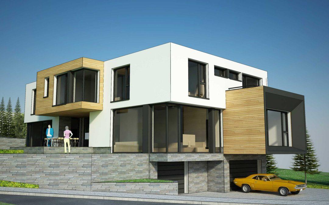 Къща LABIS